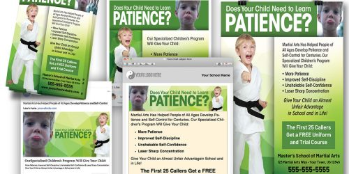 Child Learn Patience Ad