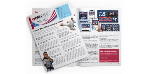 AMSnews July Issue