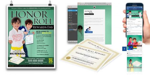 Honor Roll Promotion