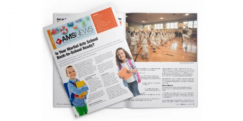 AMSnews August Issue