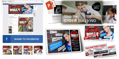 Stop The Cyber Bully Seminar