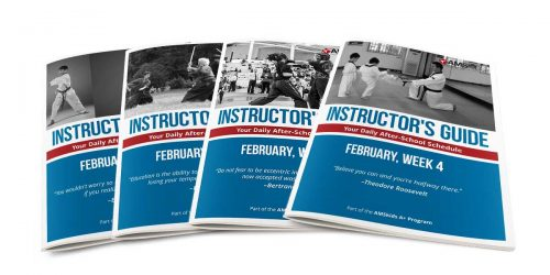 February Instructor's Guides