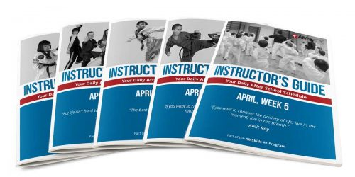 April Instructor's Guides