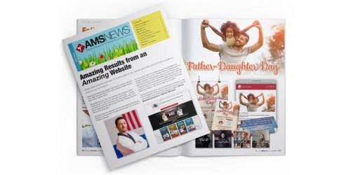 AMS News May Issue