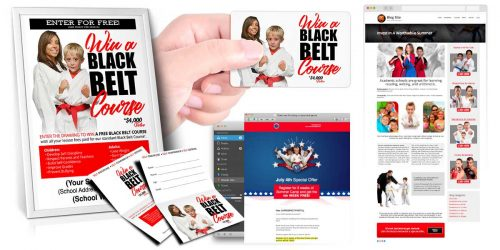 Win a Black Belt Promotion