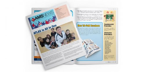 AMS News July Issue