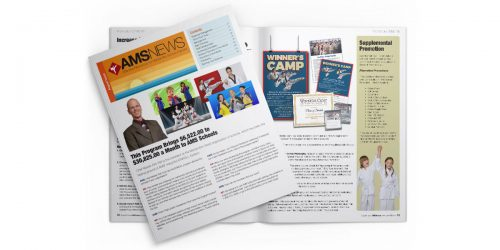 AMS News August Issue