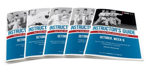 October Instructor's Guides
