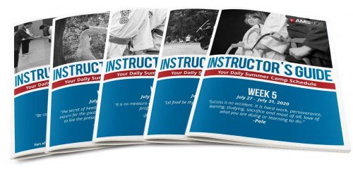 Instructor's Guides July