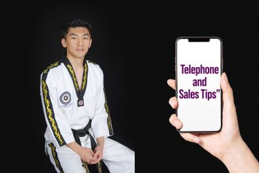 """Week 2: """"Telephone and Sales Tips"""" with Master Sung Kim"""