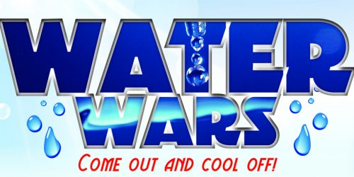 Water Wars Promotion