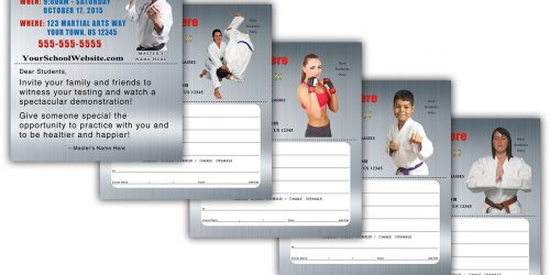 Belt Test Smart Cards