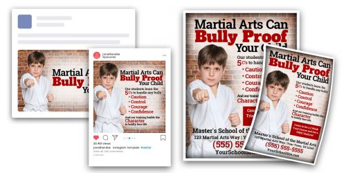 """Bully Proof"" Child Ad"
