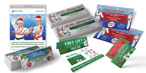 Holiday Gift Promotion