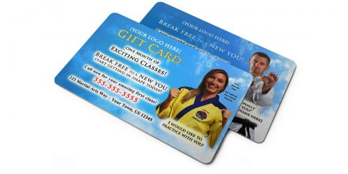 Community Plastic Gift Card