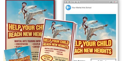 Reach New Heights Ad