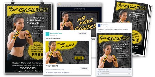 """No More Excuses"" Adult Ad"