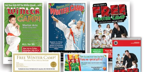 Posts for Winter & Spring Camp
