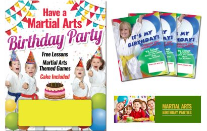 Birthday Party Promotion