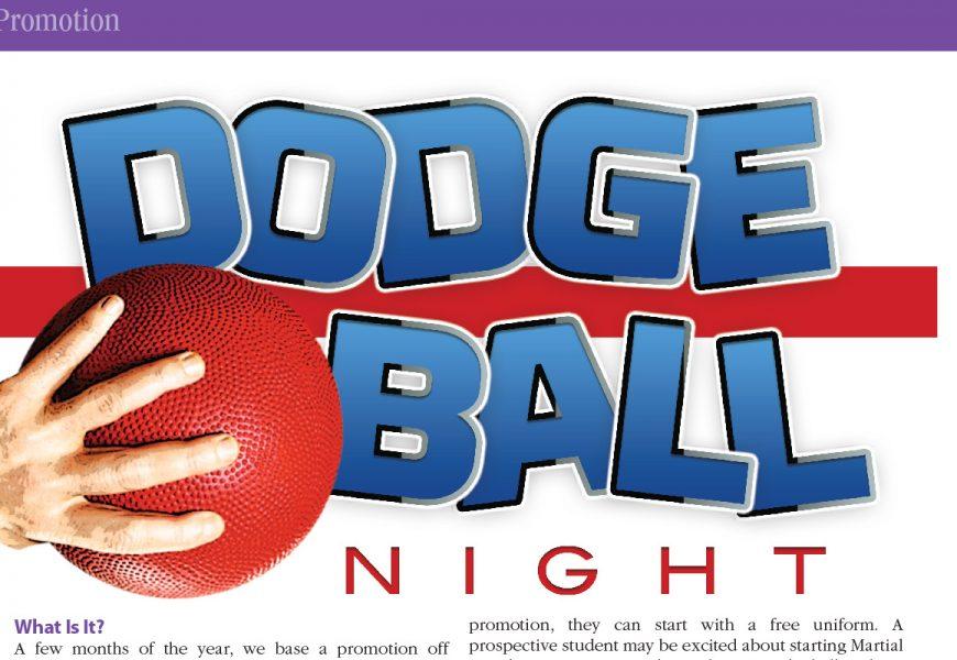 Dodgeball Night