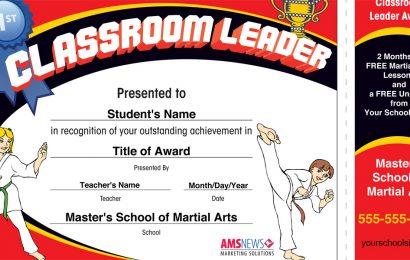 Classroom Leader