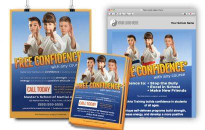 Free Confidence ad