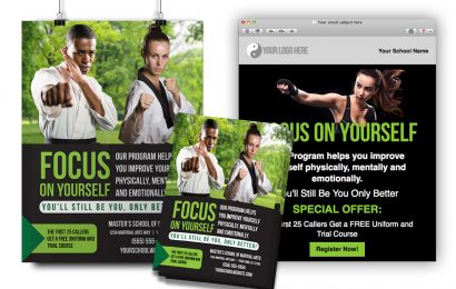 Focus on Yourself ad