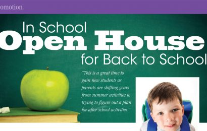 Open House at Your School