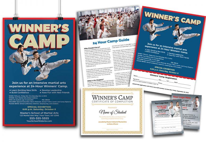 Leadership / Winner's Camp