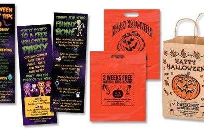 Halloween Safety Promotion