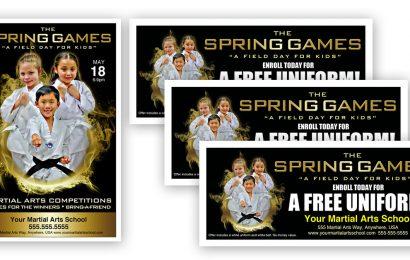 Spring Games