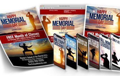 Memorial Day Special Ad