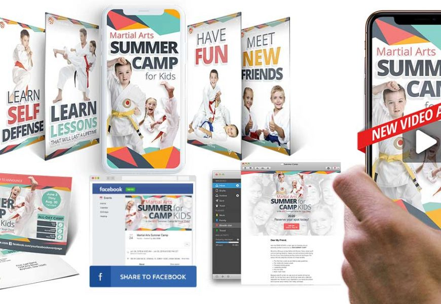 Back to School Summer Camp