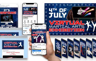 Virtual July 4th Exhibition