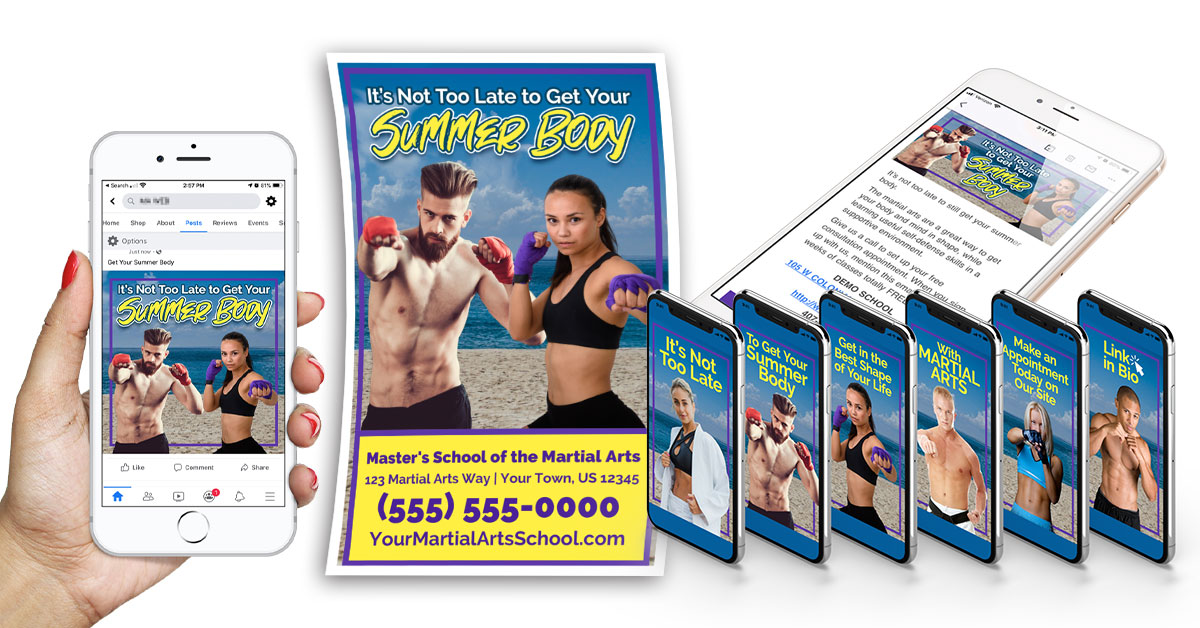 Get Your summer body