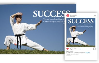 """Success"" Poster & Post"