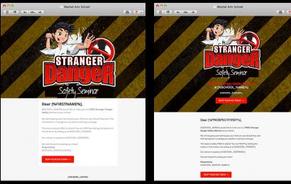Email-Stranger-Danger