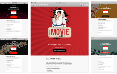 Email-Movie-Night