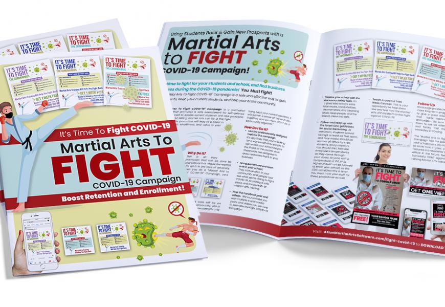 2020-09-Martial Arts To FIGHT COVID-19 Campaign