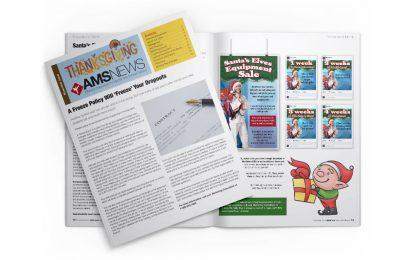AMSnews November Issue