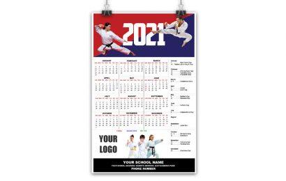 School Calendar 2021