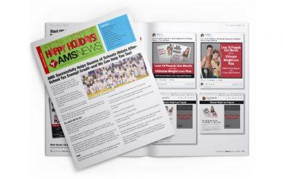 AMS News December Issue