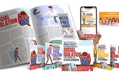 Social Isolation Lead Magnet (Children)