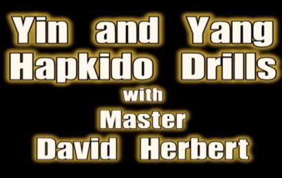 """""""Yin and Yang Hapkido Drills"""" with Master David Herbert"""