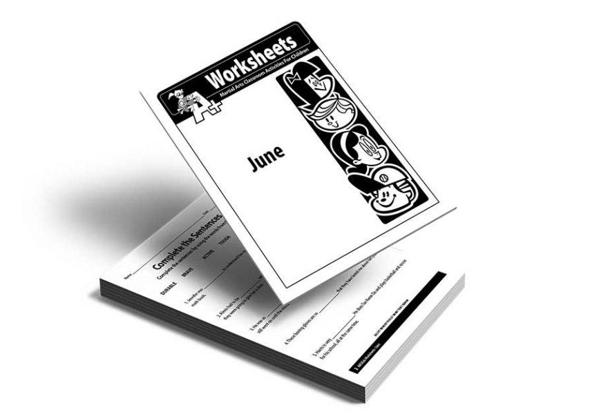 July Worksheets