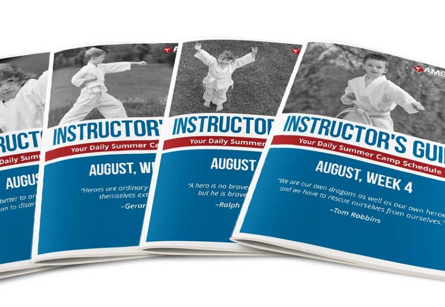 August Instructor's Guides