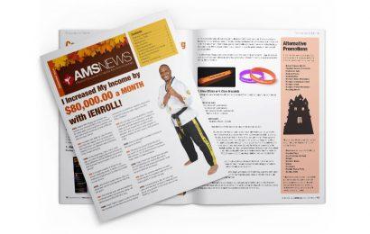 AMS News September Issue