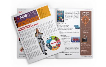 AMS News October Issue