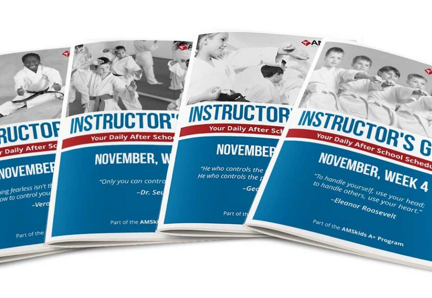 November Instructor's Guides
